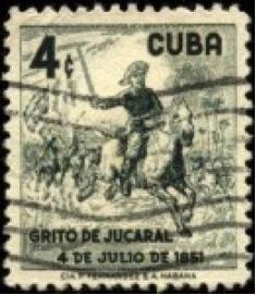 Grito de Jucaral, 4 de Julio de 1851